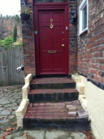 new-steps-in-handmade-brick-and-marshalls-indian-sandstone-2