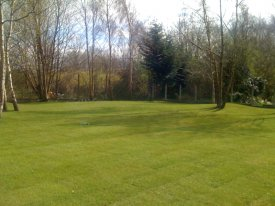 AFTER AN UNDULATING EXPANSE OF TURF SOUTH LIVERPOOL